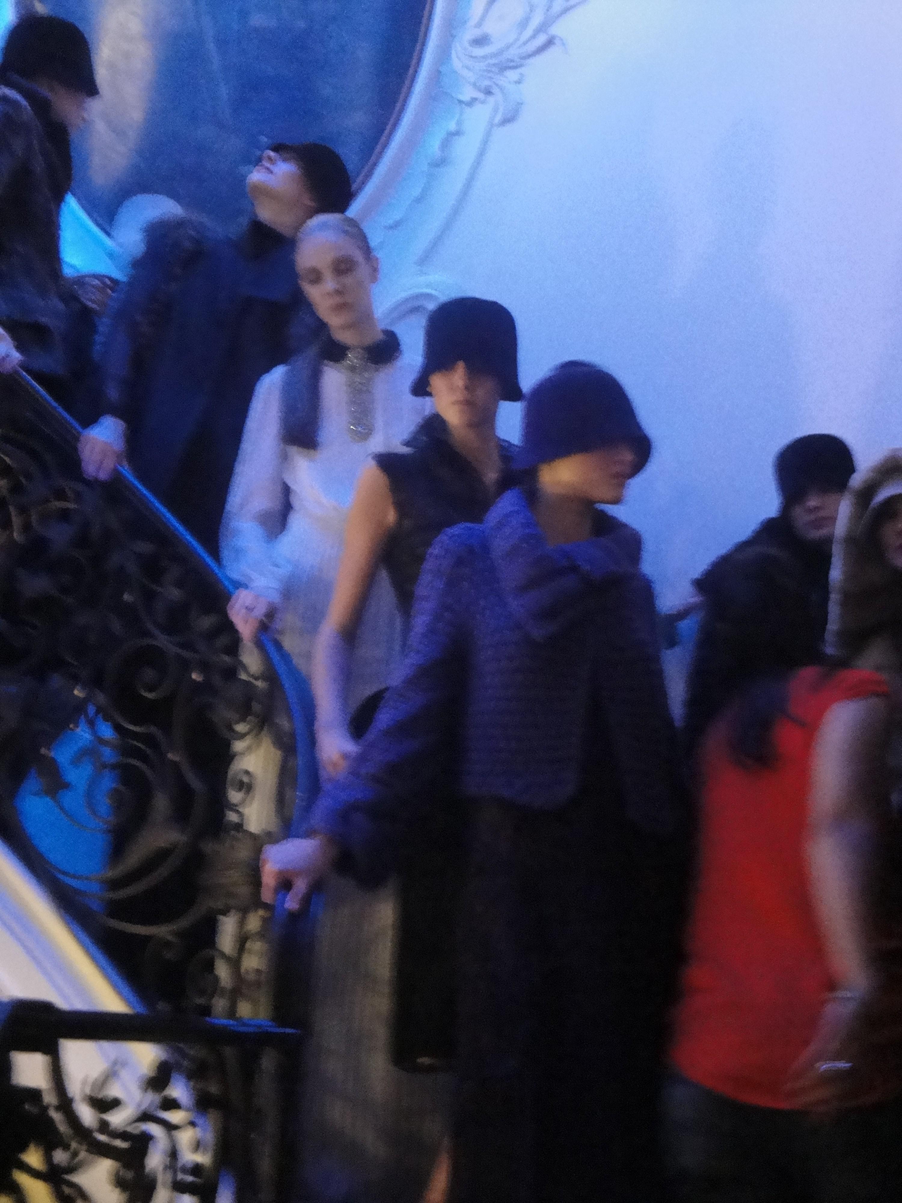 alberta ferretti 13 gennaio 2012
