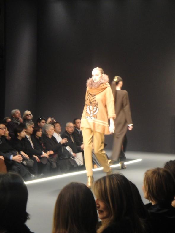 krizia maglia con tigre