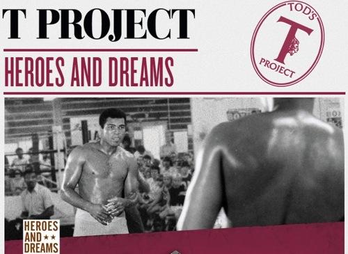 Nuova collezione PE 2012 Tod's T Project